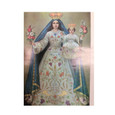 Virgin Candelaria Laminated Prayer Card