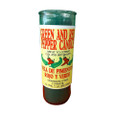 Green Pepper Custom Big Al Candle