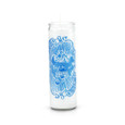 Fruit of Life 7 Day 1 Color Prayer Candle