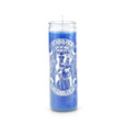 African Saint Barbara 7 Day Saint Candle