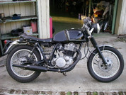 Yamaha SR400 MG80 POA 02 6651 2405 1992