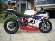 2009 Ducati 1098R  Bayliss