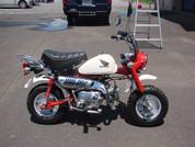 A Z50 Honda Monkey