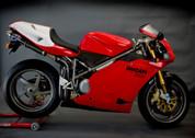 Ducati 996R  2001  RW