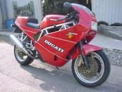 1991 Ducati 400 SS