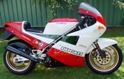 1987 Ducati 851 Tricolore