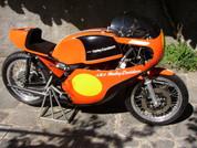 1975 Harley Davidson AMF 500GP