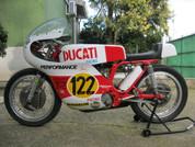 1970 Ducati 450 Desmo