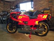 1985 Ducati 650SL Pantah