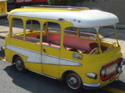 1950's Carousel Bus