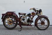 1936 Moto Guzzi GTS