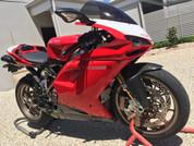 2008 Ducati 1098S-R
