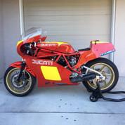 1981 Ducati TT2 Race Replica