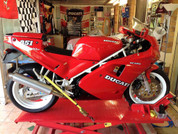 1990 Ducati 851 Strada