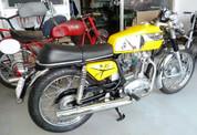 1974 Ducati 450S Mk3