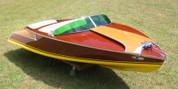 1956 Aristocraft Torpedo Speedboat