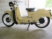 1954 Moto Guzzi Galletto