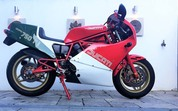 1985 Ducati 750F1