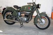 1956 Gilera B300