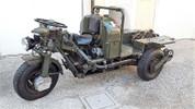 1959 Moto Guzzi Mule