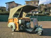 1953 Piaggio Ape Calessino