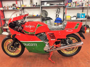 1983 Ducati MHR NEW