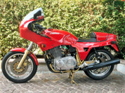 1987 Laverda SFC1000
