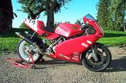 1988 Egli Ducati SSR