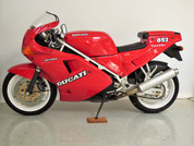 1990 Ducati 851 Strada 2