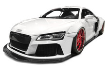 2014 Audi R8  Kit-2008-2015 Audi R8 AF Signature Series Wide Body Kit ( GFK ) - 14 Piece - Includes AF Signature Series Front Bumper (113065) AF Signa