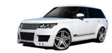 2014 Land Rover Range Rover  Kit-2013-2015 Land Rover Range Rover AF-1 Complete Wide Body Kit ( GFK PUR-RIM ) - 20 Piece - Includes AF-1 Wide Body Fro