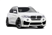 2015 BMW X5  Kit-2014-2015 BMW X5 F15 Carbon AF-1 Wide Body Kit - 22 Piece - Includes Carbon AF-1 Wide Body Front Bumper Cover (112657) Carbon AF-1 Wi