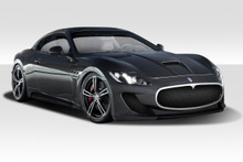 2015 Maserati Granturismo  Kit-2008-2017 Maserati GranTurismo Duraflex MC Look Body Kit - 7 Piece - Includes MC Look Front Bumper (113969) MC Look Sid
