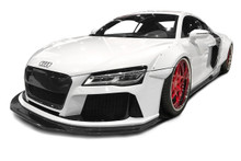 2014 Audi R8  Kit-2008-2015 Audi R8 AF Signature Series Wide Body Kit ( GFK ) - 8 Piece - Includes AF Signature Series Front Fender Flares (113067) AF