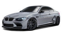 2009 BMW M3 2DR Kit-2008-2013 BMW M3 E92 2DR Coupe AF-5 Wide Body Body Kit ( GFK ) - 9 Piece - Includes AF-5 Front Bumper ( 112889) AF-5 Front Lip Spo