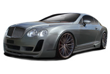 2009 Bentley Continental  Kit-2003-2010 Bentley Continental GT GTC AF-2 Complete Kit ( GFK / CFP ) - 5 Piece - Includes AF-2 Front Bumper (113187) AF-
