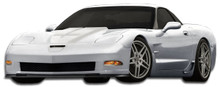 2002 Chevrolet Corvette  Kit-1997-2004 Chevrolet Corvette C5 Duraflex ZR Edition Body Kit - 10 Piece - Includes ZR Edition Front Bumper Cover (105693)