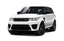 2015 Land Rover Range Rover Sport  Kit-2014-2015 Land Rover Range Rover Sport Vaero SVR Look Body Kit - 2 Pieces - Includes SVR Look Front Bumper (112