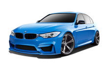2017 BMW 3 Series  Kit-2012-2018 BMW 3 Series F30 Couture Duraflex M3 Look Body Kit - 7 Piece - Includes M3 Look Front Bumper Cover (112502), M3 Look