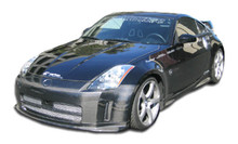 2008 Nissan 350Z 2DR Kit-2003-2008 Nissan 350Z Z33 Carbon Creations N1 Body Kit - 6 Piece - Includes Carbon Creations N1 Front Bumper Cover (102792) C