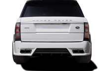 2015 Land Rover Range Rover  Rear Bumper-2013-2015 Land Rover Range Rover Urethane AF-1 Wide Body Rear Bumper Cover ( PUR-RIM ) - 1 Piece