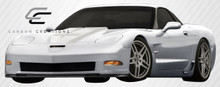 2002 Chevrolet Corvette  Kit-1997-2004 Chevrolet Corvette C5 Carbon Creations ZR Edition Body Kit - 6 Piece - Includes ZR Edition Front Bumper Cover (