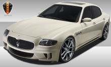 2006 Maserati Quattroporte  Kit-2005-2007 Maserati Quattroporte Eros Version 1 Body Kit - 4 Piece - Includes - Eros Version 1 Front Bumper Cover (1084