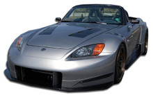 2007 Honda S2000  Kit-2000-2009 Honda S2000 Duraflex AM-S Wide Body Kit - 8 Piece - Includes AMS Wide Body Front Bumper Cover (106023) AMS Wide Body S