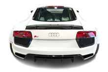 2009 Audi R8  Rear Bumper-2008-2015 Audi R8 AF Signature Series Rear Bumper ( GFK ) - 1 Piece