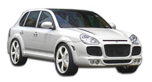 2004 Porsche Cayenne  Kit-2003-2006 Porsche Cayenne Duraflex G-Sport Wide Body Kit - 12 Piece - Includes G-Sport Wide Body Front Bumper Cover (105413)