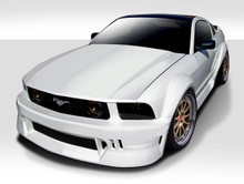 2005 Ford Mustang  Kit-2005-2009 Ford Mustang Duraflex Circuit Wide Body Kit - 9 Piece - Includes Circuit Wide Body Front Bumper Cover (100652) Circui