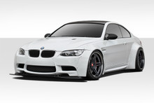 2009 BMW M3  Kit-2008-2013 BMW M3 E92 E93 Duraflex Circuit Wide Body Kit - 12 Piece - Includes Circuit Front Fender Flares (112599), Circuit Rear Fend