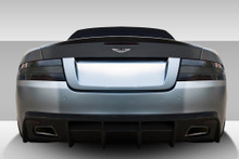 2004 Aston Martin DB9  Rear Bumper-2004-2012 Aston Martin DB9 DBS Eros Version 1 Rear Bumper Cover - 1 Piece
