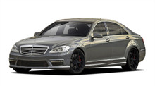 2012 Mercedes S Class  Kit-2010-2013 Mercedes S Class W221 Vaero S63 Look Kit ( without PDC ) - 4 Pieces - Includes S63 Look Front Bumper Cover (10987